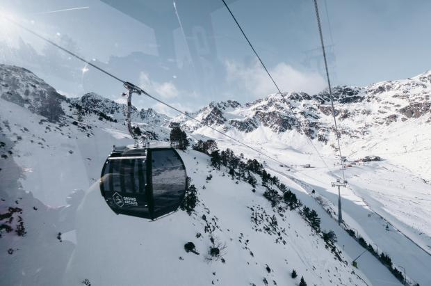Las Navidades de Arcalís se cierran con un aumento del 20% de esquiadores hasta los 32.000