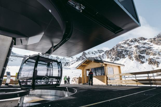 Todos los datos del telecabina más moderno de los Pirineos: Tristaina en Ordino Arcalís
