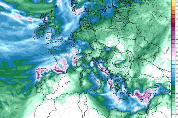 Previsión Meteo: Nevadones hasta el viernes en cotas altas y fin de semana más tranquilo