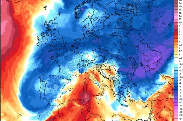 Previsión Meteo Fin de Semana: Borrasca con nevadas y posibles sorpresas próxima semana