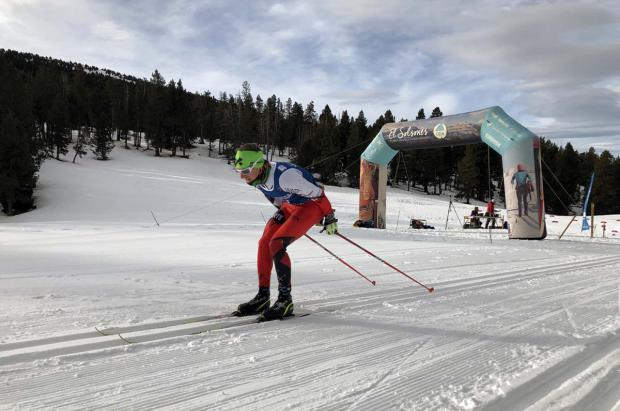 Las estaciones de esquí nórdico catalanas finalizan la 3ª mejor temporada de los últimos 14 años