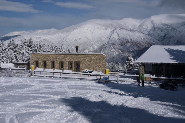 La estación de esquí nórdico de Tuixent-La Vansa celebra su 35 aniversario