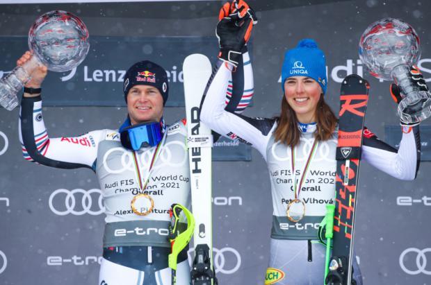 UYN consigue su 46ª victoria en la Copa del Mundo de Esquí esta temporada