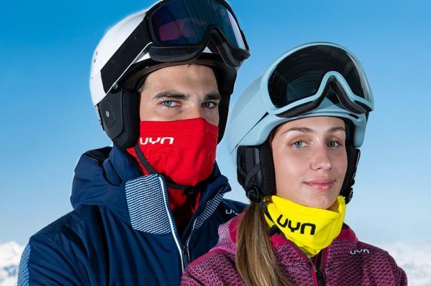 Las máscaras son necesarias para este invierno: UYN Winter Community Mask