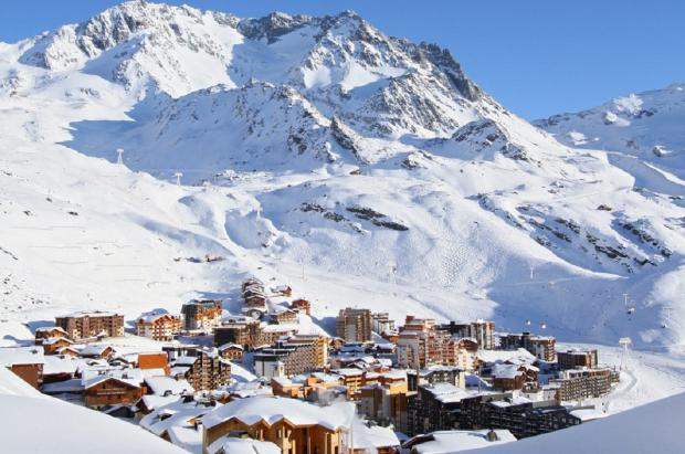 Las estaciones de esquí de Compagnie des Alpes han perdido el 99% de la facturación