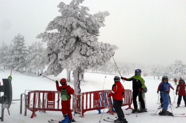 Estación de esquí de Valdelinares-Aramón