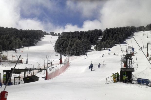 Aramón ha iniciado la licitación de dos proyectos para continuar con la ampliación de la estación de esquí de Valdelinares