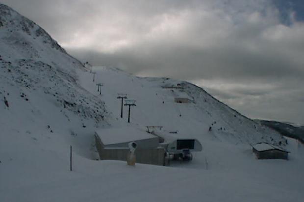 Valdezcaray y Manzaneda consiguen, por fin, estrenar la temporada de esquí este fin de semana
