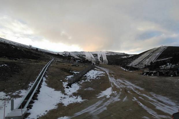 Valdesquí y el Park Center esperan la preciada nieve para presentar sus Novedades 2016