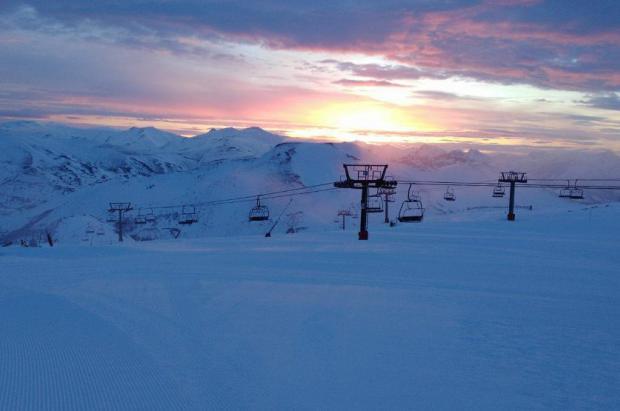 Fuentes de Invierno y Valgrande-Pajares cierran la Semana Santa con casi 10.000 visitantes