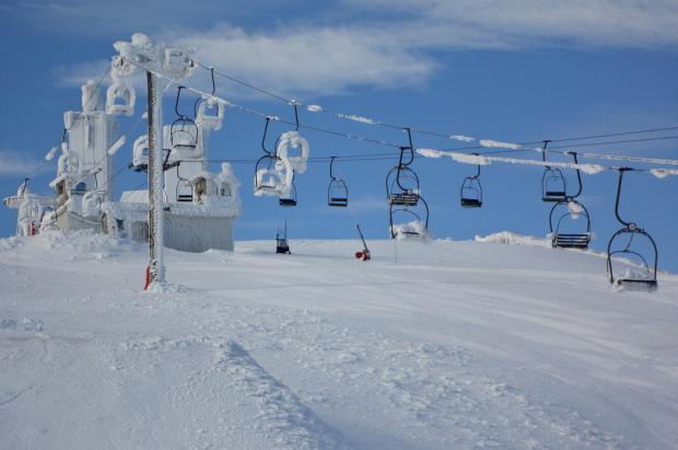 Las obras de ampliación de pistas en Valgrande-Pajares se iniciarán este verano