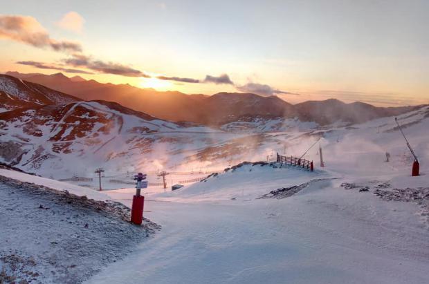 Las estaciones de esquí de Asturias siguen perdiendo esquiadores y se buscan soluciones