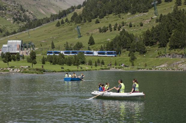 Port Ainé, Vall de Núria y La Molina preparan un fin de semana de atractivas propuestas