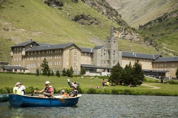 Más de 200.000 visitantes este verano en las estaciones de esquí del grupo FGC