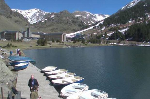 Vall de Núria cierra hoy la estación de esquí por falta de nieve