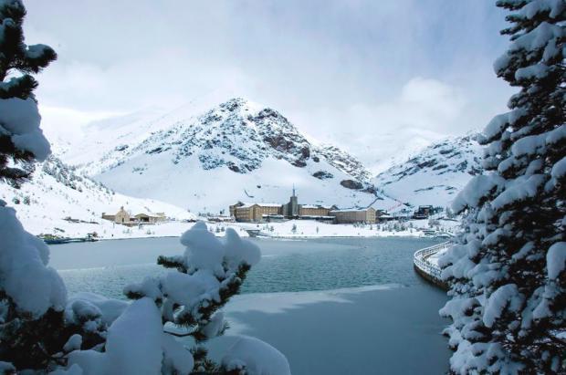 Vall de Núria finaliza una gran invierno con un aumento del visitantes del 37%