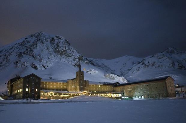Luna Llena, campeonatos de esquí y Gigantes en las pistas de las estaciones de FGC