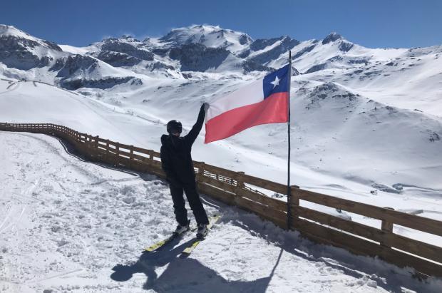 Gracias a las últimas nevadas Valle Nevado extiende su temporada para Fiestas Patrias