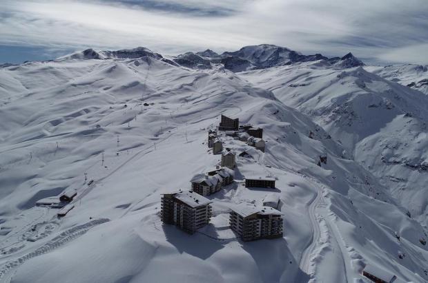 Argentina y Chile se resisten, pero ya dan por perdida la temporada de esquí 2020