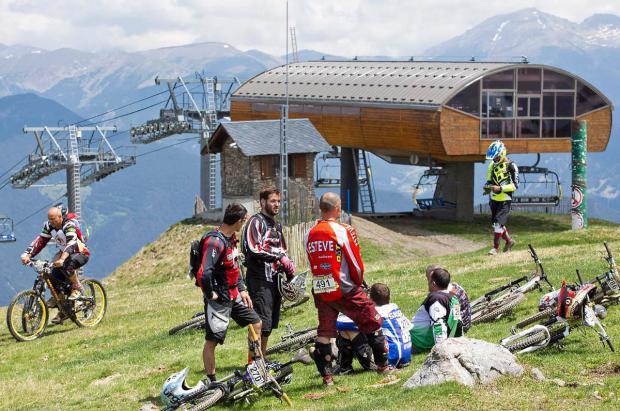 El verano de Vallnord arranca el 15 de junio como nunca. Nuevos circuitos BTT, canoas y paddle sup