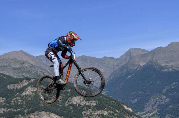 Pal-Arinsal vuelve un año más con el Bike Friday ofreciendo el forfait de día al 50%