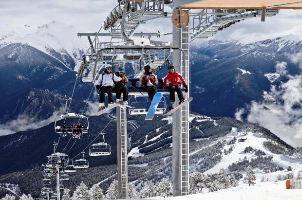 Vallnord cierra la temporada 2014-2015 con 681.000 días de esquí y mejora de resultados
