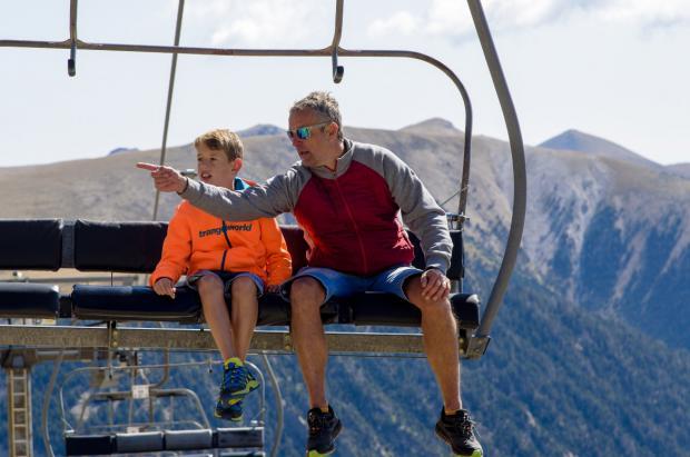 Exitosas cifras de afluencia en Vallter 2000 y Vall de Núria este verano
