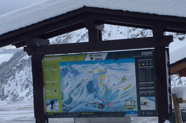 Las estaciones del Grup FGC alargan la temporada gracias a las recientes nevadas