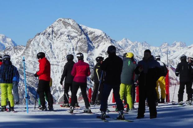 La temporada de esquí 2019-2020 fue la peor del milenio en todo el mundo