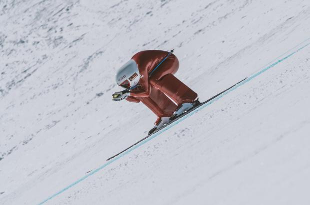 Simone Origone vuela hasta los 228 km/h y se adjudica el Campeonato del Mundo de Speed Ski