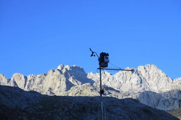 Vega de Liordes registra -35,6ºC y bate el récord de temperatura mínima del Clot del Tuc de la Llança