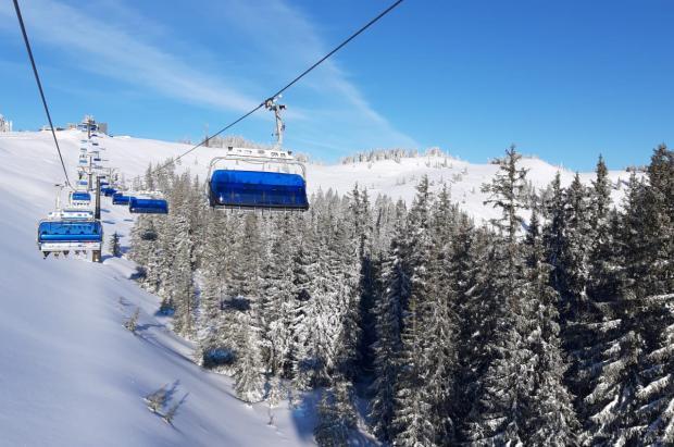 Balance 2019/20: Austria pierde 8,1 millones de esquiadores por el cierre anticipado