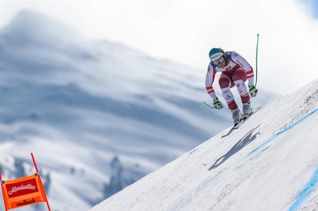 El austriaco Vincent Kriechmayr no tuvo rival en el descenso en Saalbach