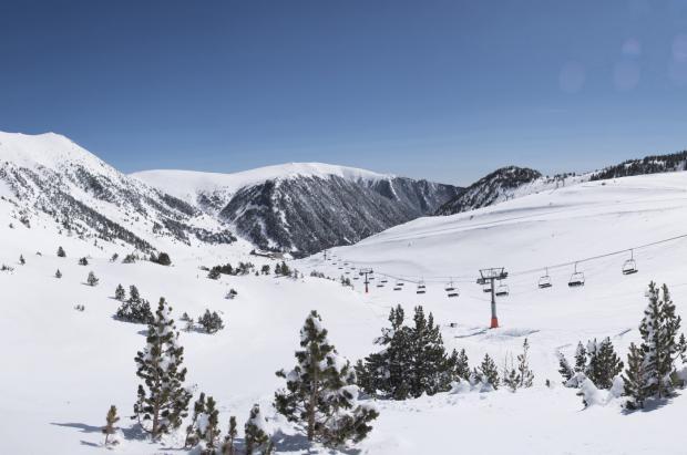 Proyecto de reforma de Vallter 2000. La estación de esquí podría volver a sus origenes