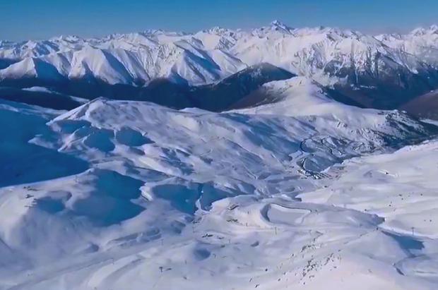 Así podrían convivir el esquí alpino y el de montaña el próximo invierno en Boí Taüll