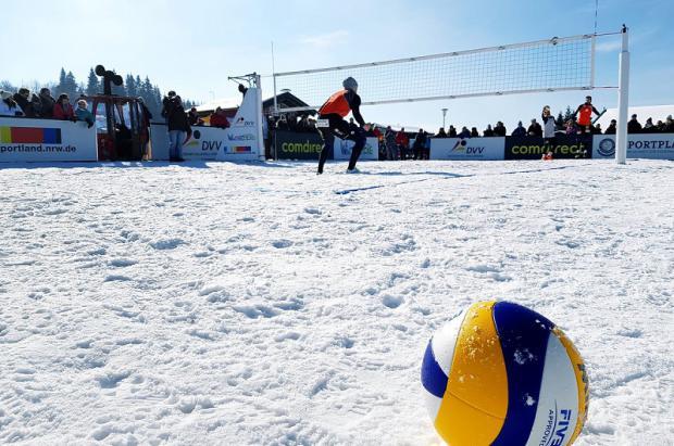 El próximo fin de semana llega el Campeonato de España de Vóley Nieve en Boí Taull
