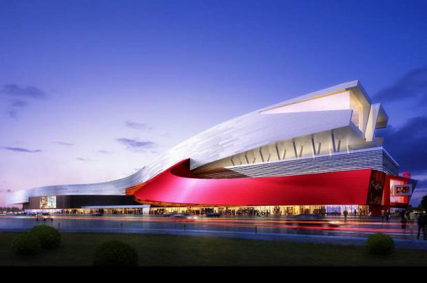 Harbin Ski Indoor será el mayor centro cubierto del mundo y tendrá su propio mapa de pistas