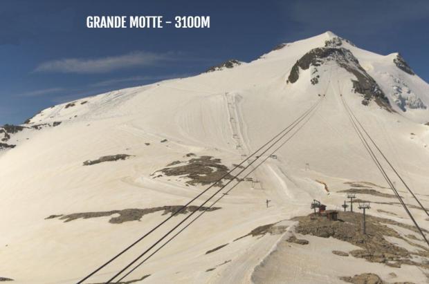 Tignes abre el glaciar Grande-Motte el 20 de junio para el esquí de verano