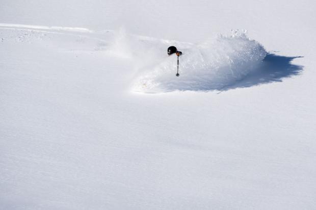 Más de 2 metros de nieve en una semana en las estaciones de Estados Unidos y Canadá