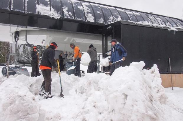 Wolf Creek, en Colorado, abrirá este sábado con condiciones de nieve polvo