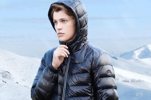 Así es la chaqueta calefactada de Xiaomi, temperatura a la carta