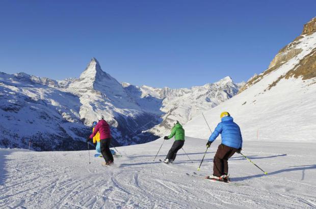 ¿Qué están haciendo nuestros vecinos de Europa con las estaciones de esquí? Suiza, Francia, Italia...