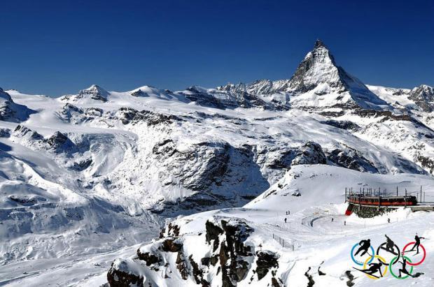 Los cantones suizos del Valais y el Vaud podrían presentar candidatura a los JJOO de invierno 2026