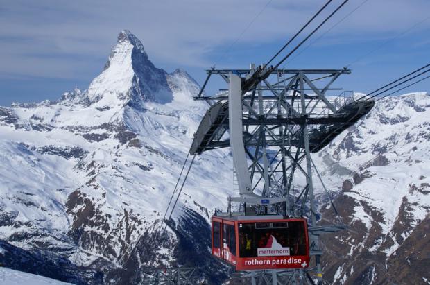 Zermatt y Monterosa planean unirse creando un superdominio de 530 km de pistas