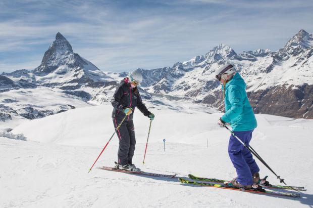 ¿Realmente todos los suizos saben esquiar o mejor dicho les gusta hacerlo?
