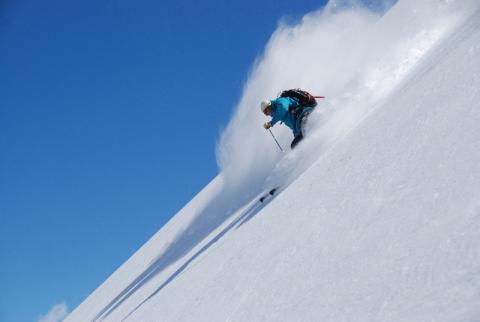 Esquiando Freeride en el Valle de Aran - Hotel Himalaia