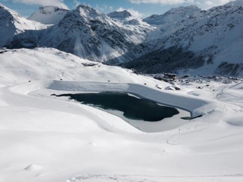 arosalenzerheide lago para innivación