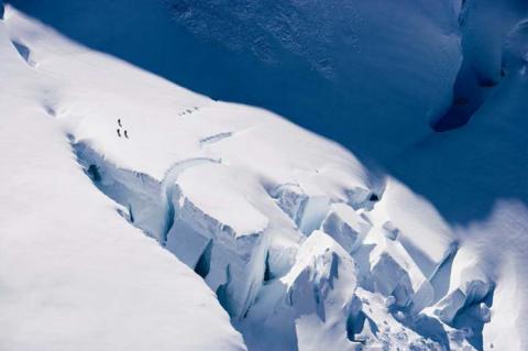Mount St. Elias, USA-Canadá