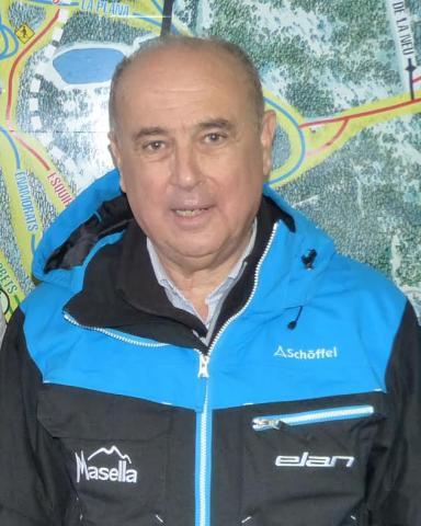 Javier Nolla, Director de Masella