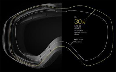 Minimalist frame - máximo campo de visión en Julbo Eyewear